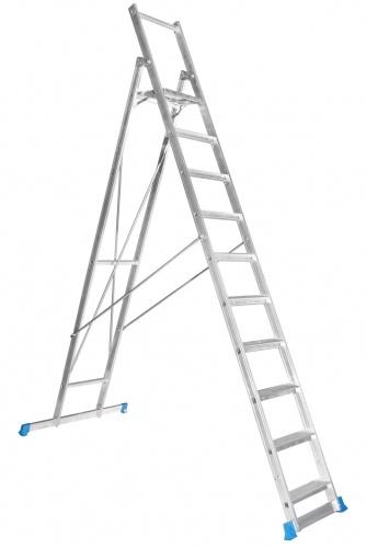 Профессиональная стремянка - Алюминиевые лестницы и стремянки в Минске - ООО Тапанар Трейд